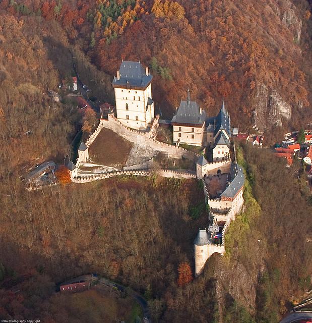 Castillos y Pueblos de la República Checa 465
