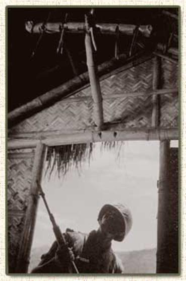 Trampas utilizadas por el Vietcong - Fabricación  74CD6F934