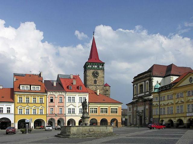 Castillos y Pueblos de la República Checa 89B
