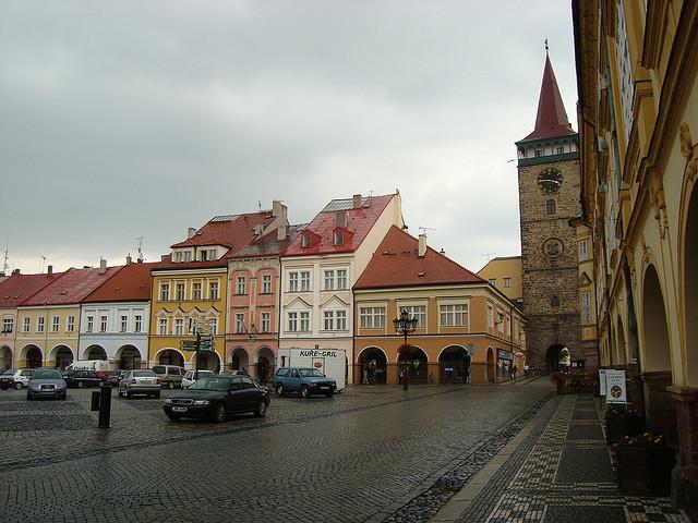 Castillos y Pueblos de la República Checa 3F1