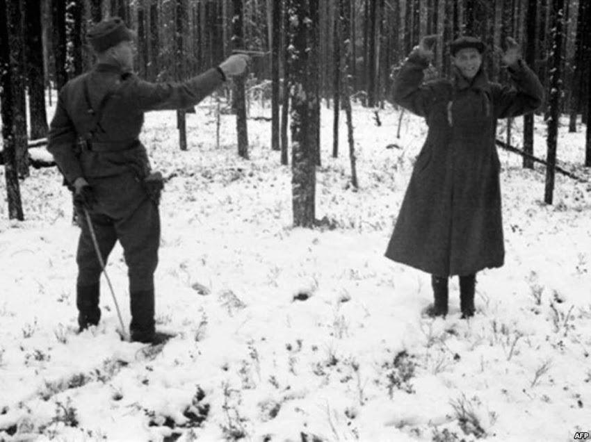 Fotografías de la Segunda Guerra Mundial y su historia 8BB