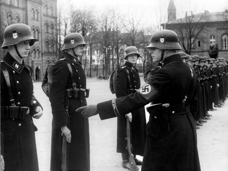 Fotografías de la Segunda Guerra Mundial y su historia 524