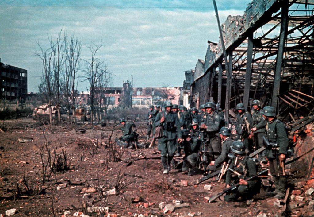 Fotografías de la Segunda Guerra Mundial y su historia C01