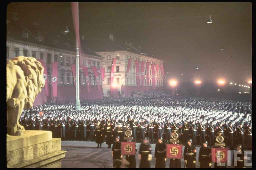 Fotografías de la Segunda Guerra Mundial y su historia 10A