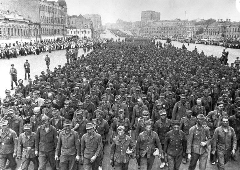 Fotografías de la Segunda Guerra Mundial y su historia 466