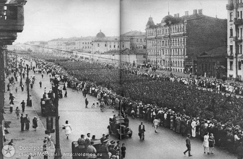 Fotografías de la Segunda Guerra Mundial y su historia 935