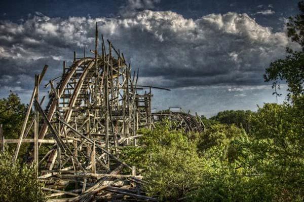 Parques de atracciones abandonados 5D1