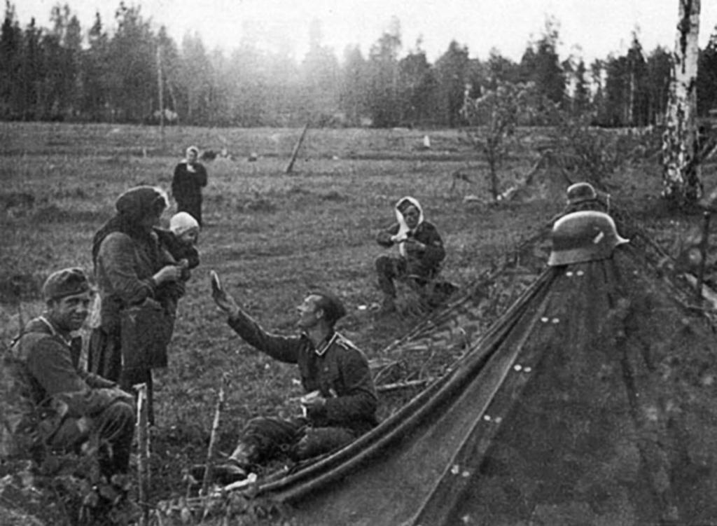 Fotografías de la Segunda Guerra Mundial y su historia CB6