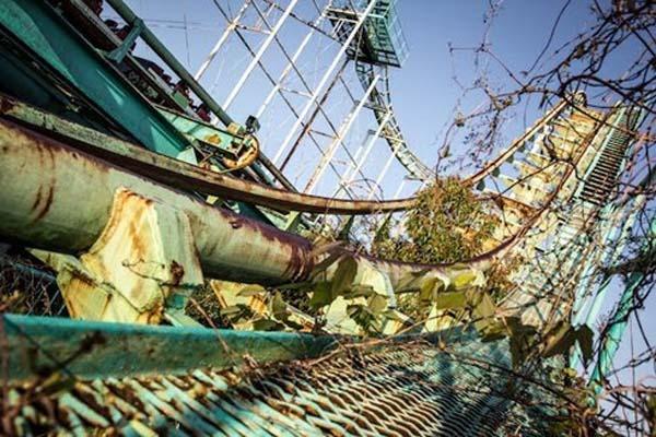 Parques de atracciones abandonados CF9