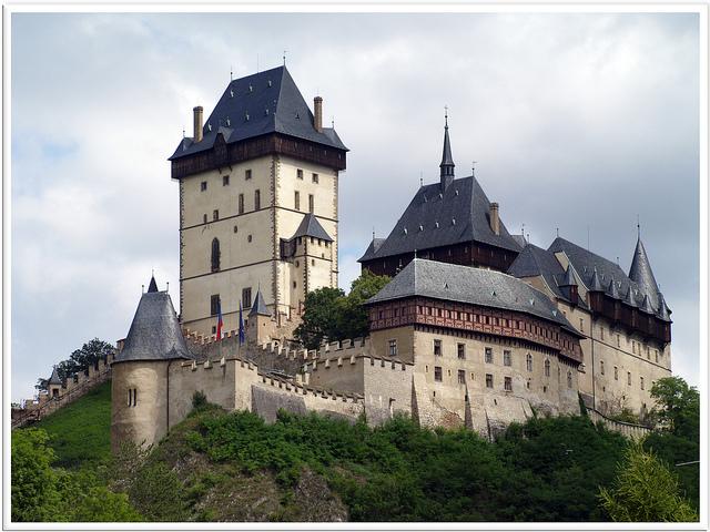 Castillos y Pueblos de la República Checa FDD