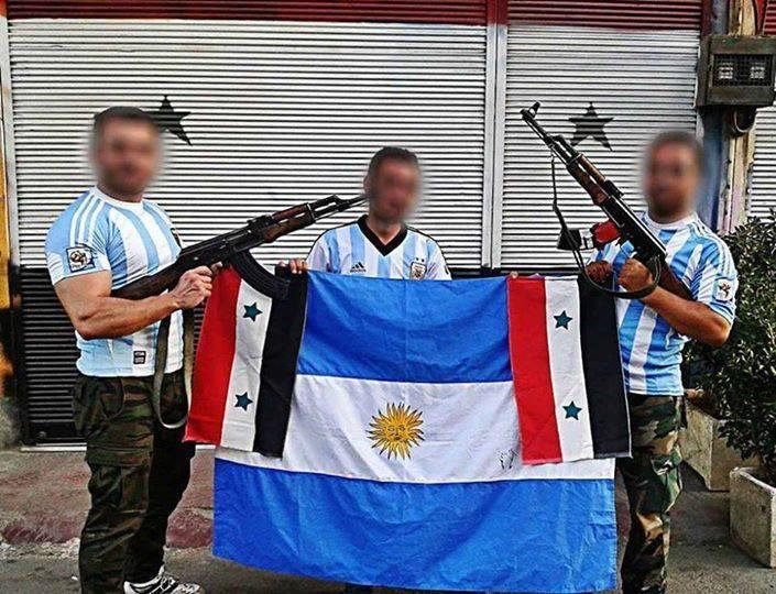 Inmigracion siria  por la guerra y la argentina E31