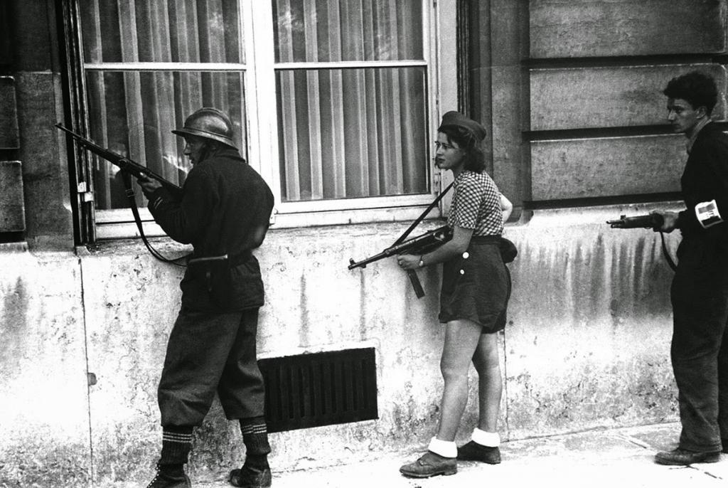 Fotografías de la Segunda Guerra Mundial y su historia 0B4