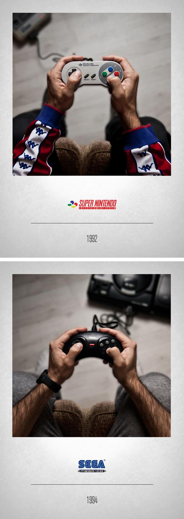 La evolución en la vida de un Gamer 34E
