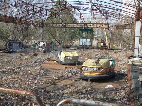 Parques de atracciones abandonados E73