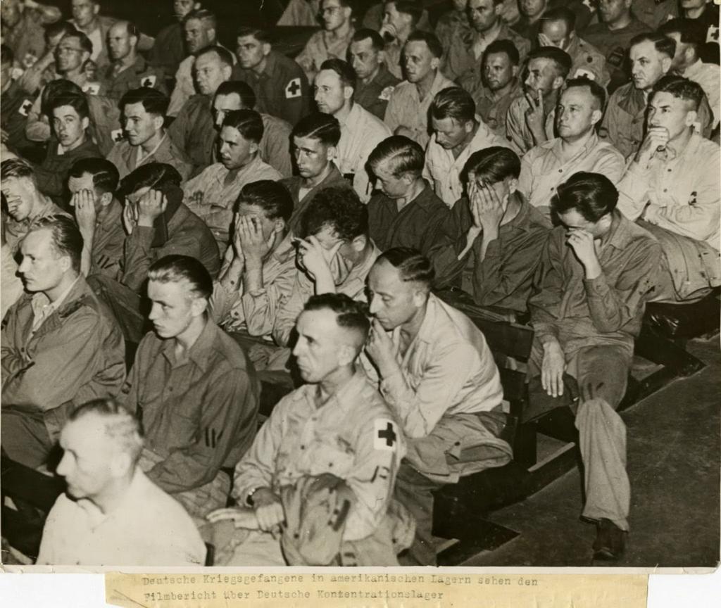Fotografías de la Segunda Guerra Mundial y su historia 7E5