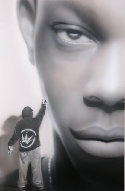 Los Graffitis realistas de Adam Klodzinski BA5