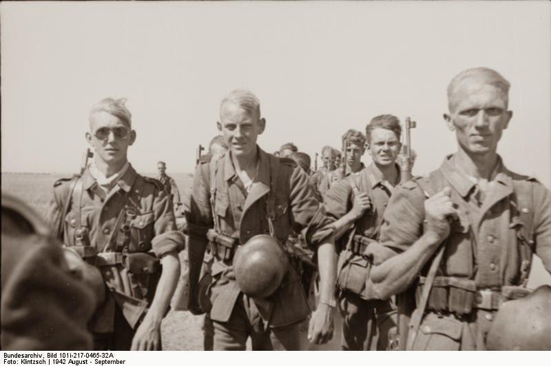 Fotografías de la Segunda Guerra Mundial y su historia EE7