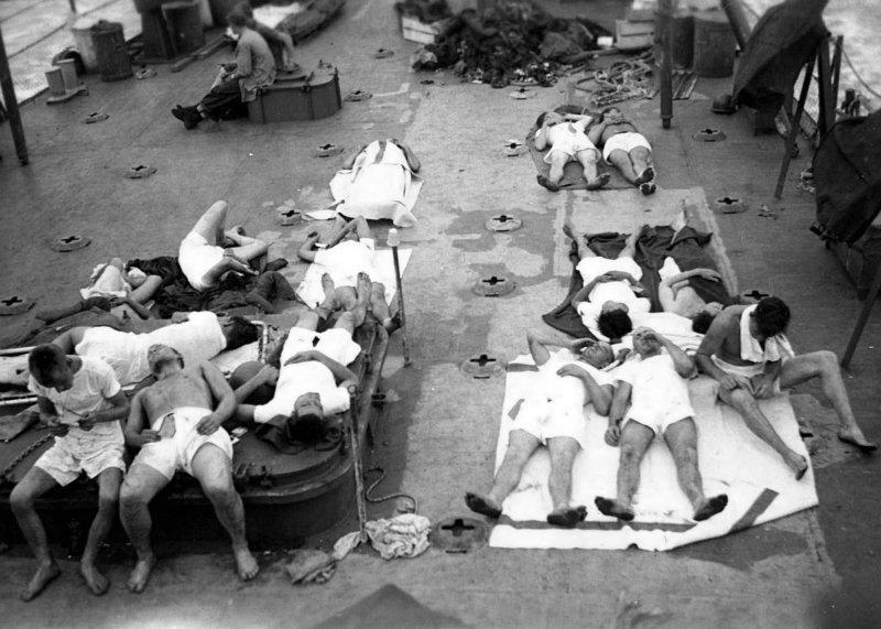 Anécdotas y curiosidades de la Segunda Guerra Mundial B67