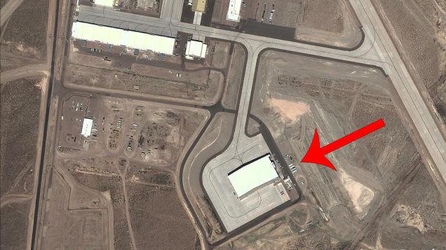 El Área 51 sigue en construcción y creciendo hoy en día 03C