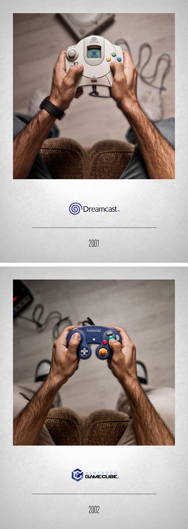 La evolución en la vida de un Gamer E10