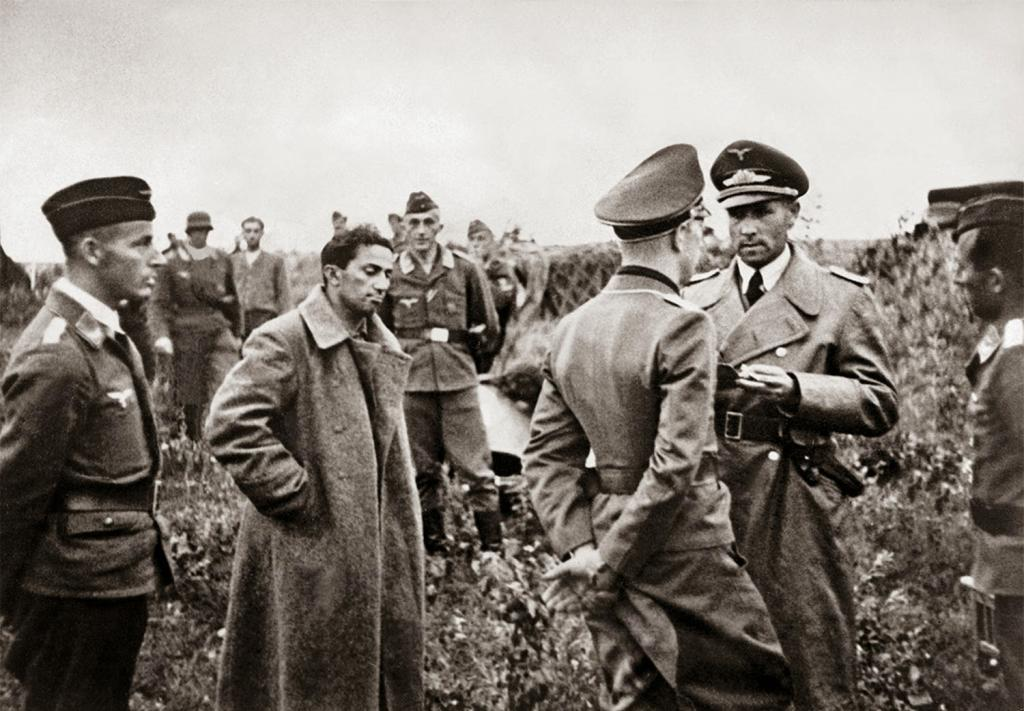 Fotografías de la Segunda Guerra Mundial y su historia B79