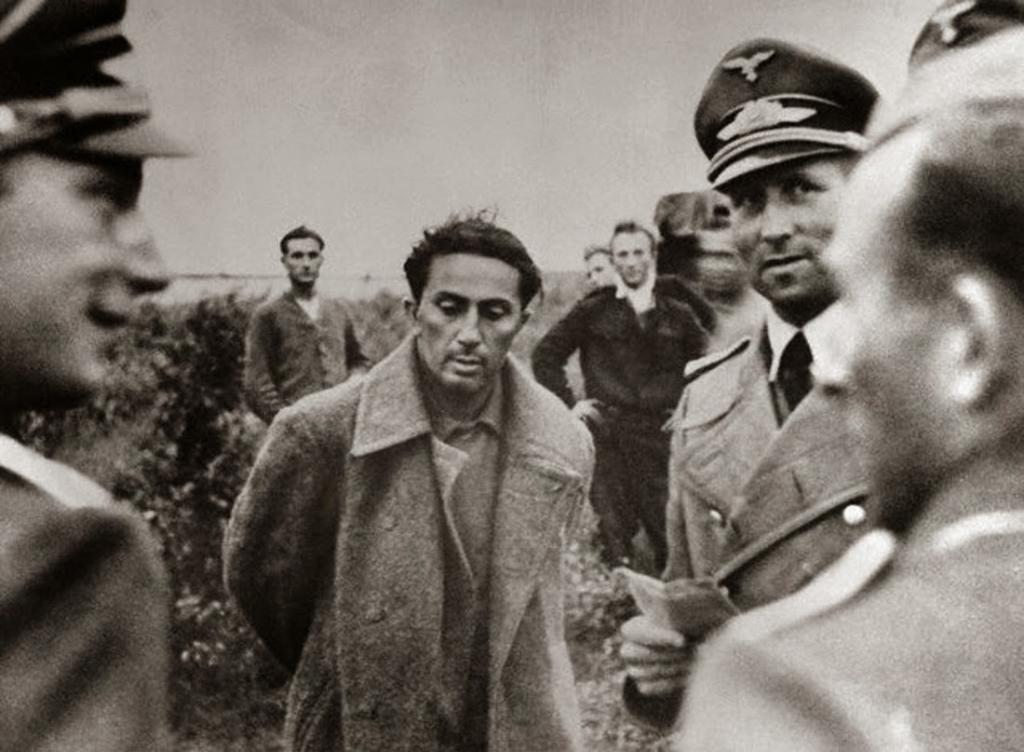 Fotografías de la Segunda Guerra Mundial y su historia A95