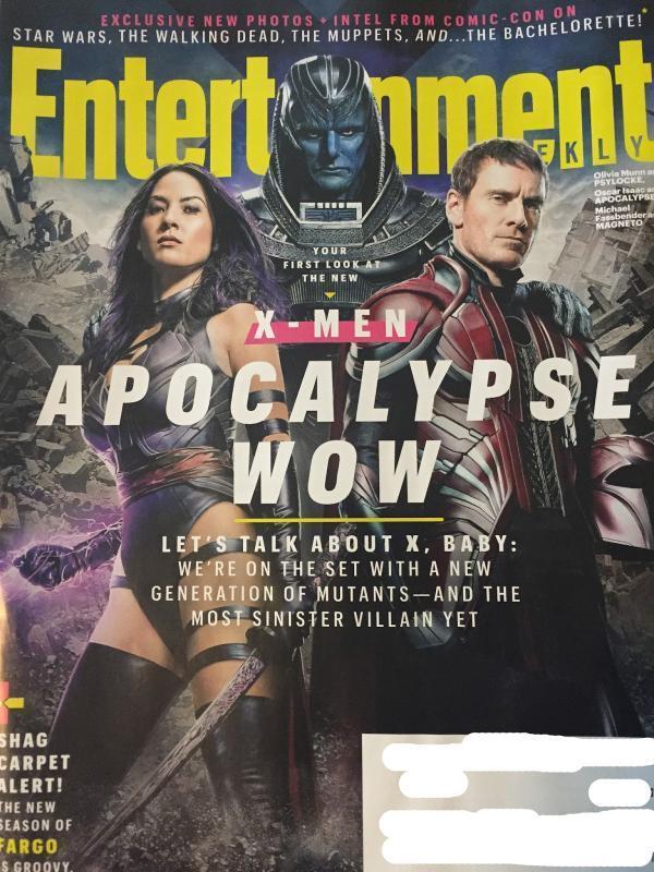 [DVD/BluRay] X-Men Apocalipsis E50
