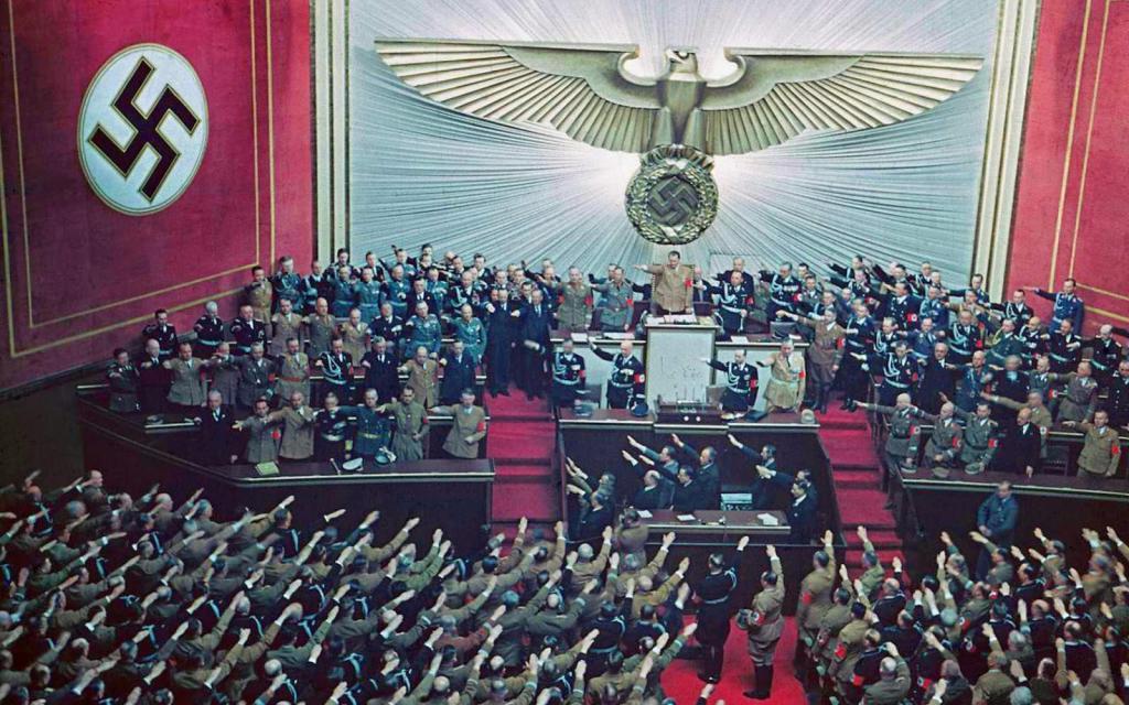 Fotografías de la Segunda Guerra Mundial y su historia 9B2