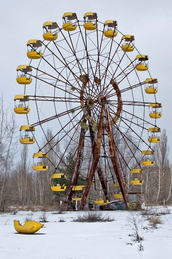 Parques de atracciones abandonados FF2