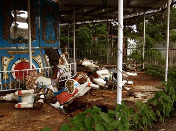 Parques de atracciones abandonados 88C