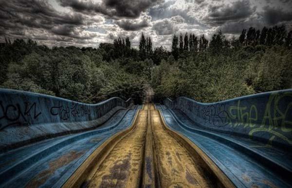 Parques de atracciones abandonados 6EE