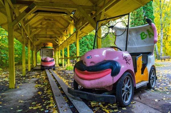 Parques de atracciones abandonados 22B