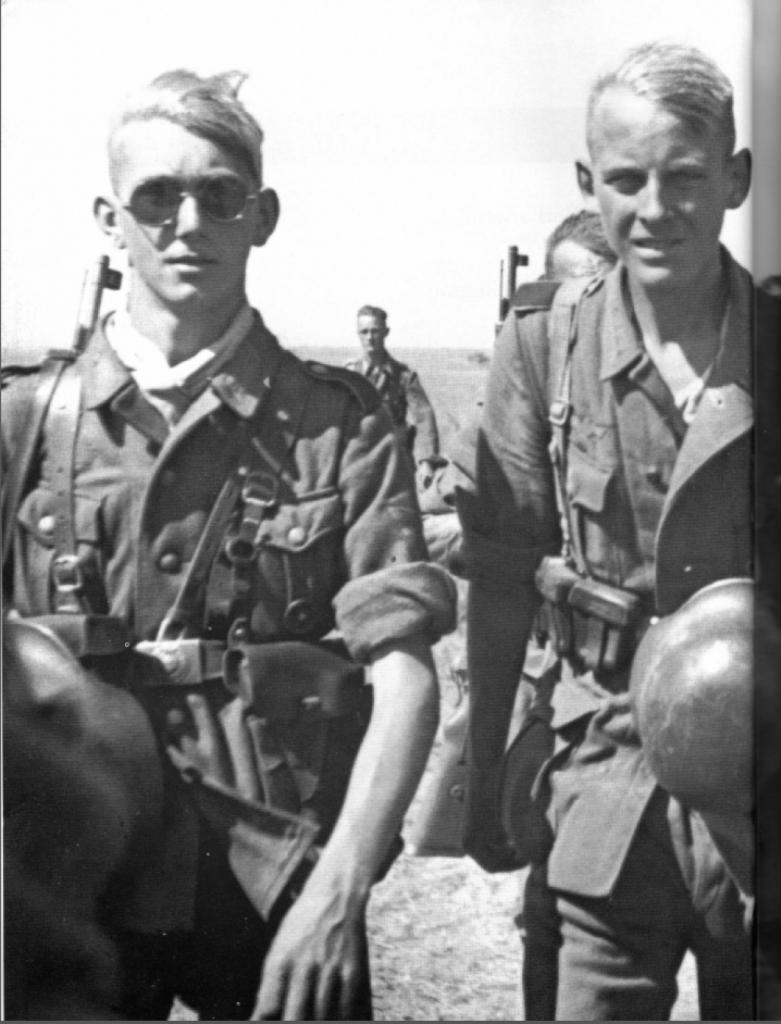 Fotografías de la Segunda Guerra Mundial y su historia 9B3