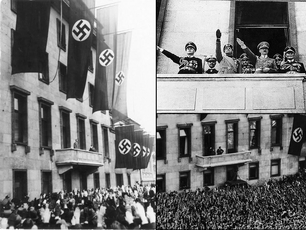 Fotografías de la Segunda Guerra Mundial y su historia 3B4
