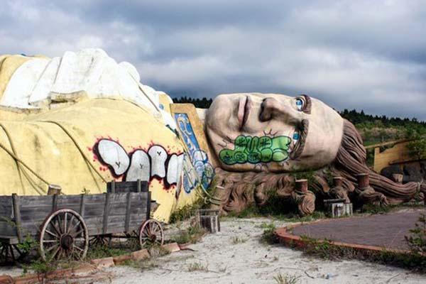Parques de atracciones abandonados A10