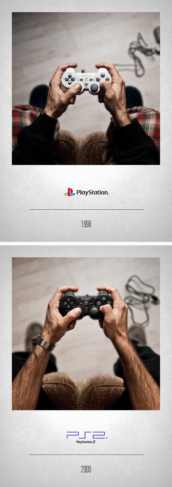 La evolución en la vida de un Gamer 6A9