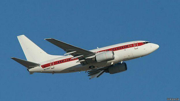 tiempo - Area 51 - La misteriosa aerolínea secreta de EE.UU,  B35