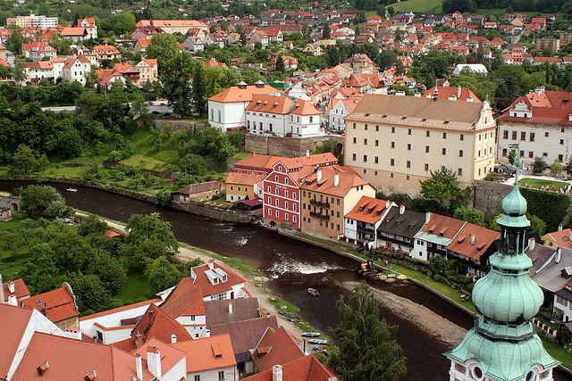 Castillos y Pueblos de la República Checa 04A
