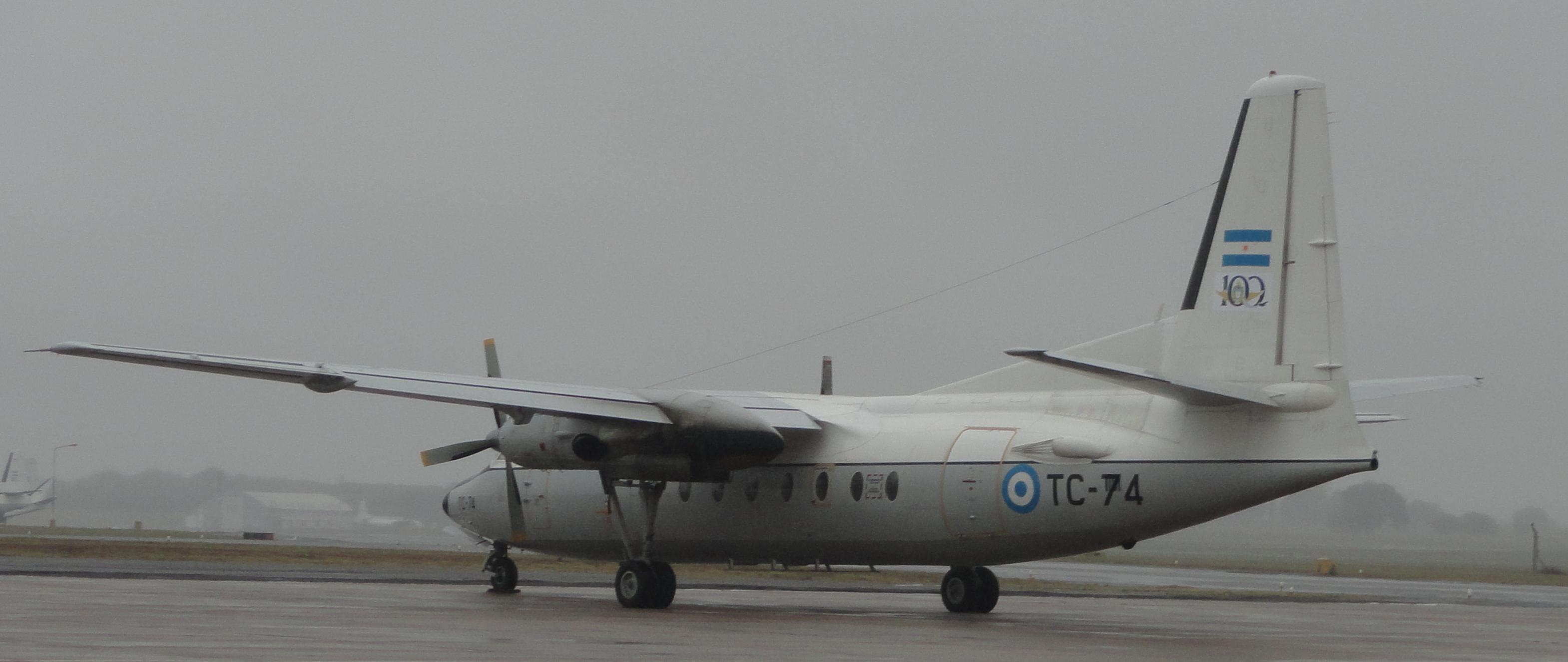 Fokker F-27  TC-74 6F62C097D