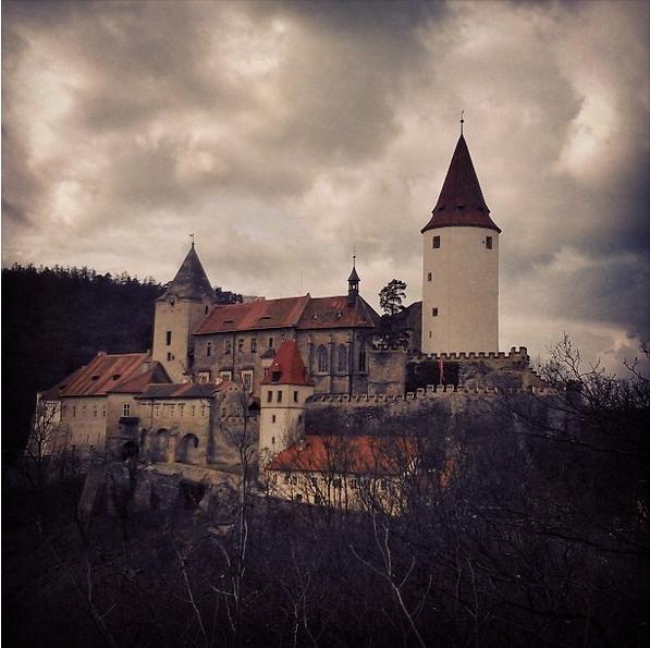 Castillos y Pueblos de la República Checa CEA
