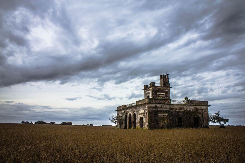 Lugares abandonados en Argentina 0EE