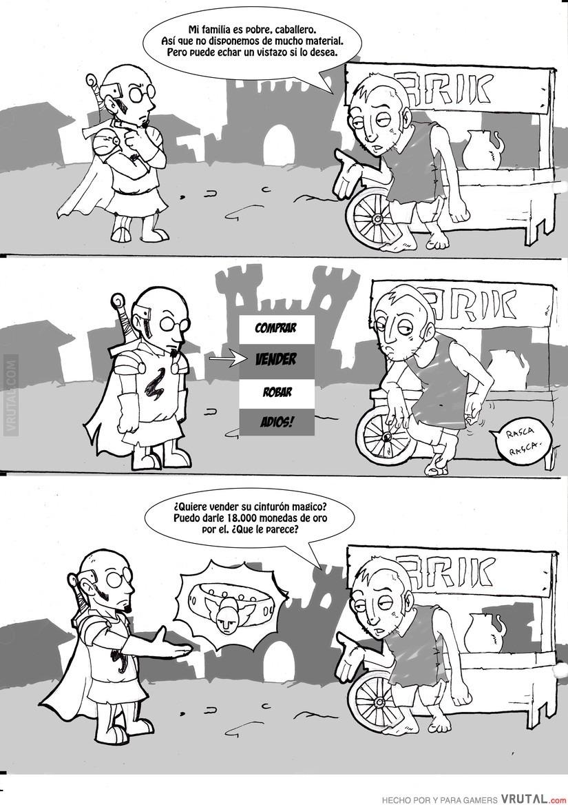 La lógica de los RPG 296