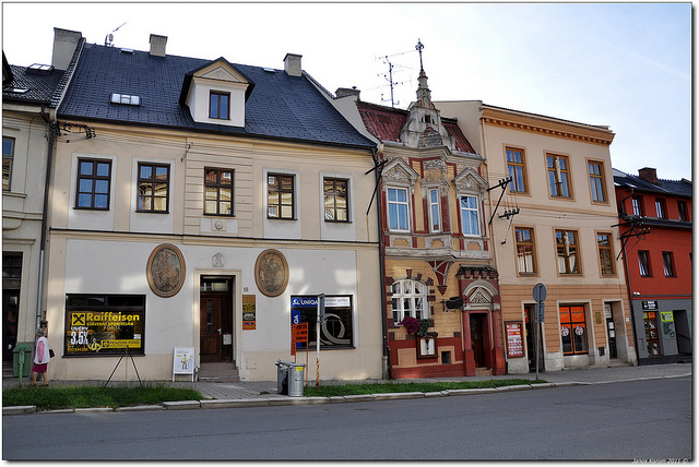 Castillos y Pueblos de la República Checa BED