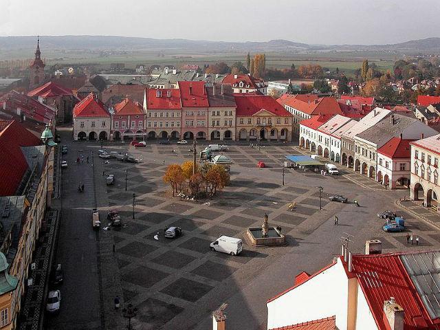 Castillos y Pueblos de la República Checa 76E