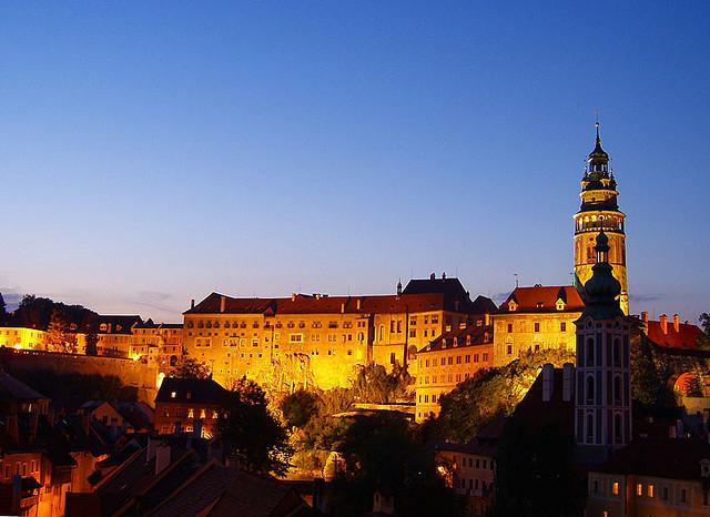 Castillos y Pueblos de la República Checa B16