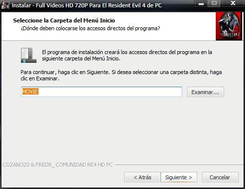[OFFLINE] Videos HD  720 para el juego Resident Evil 4 (Actualizados) 843F2A47F
