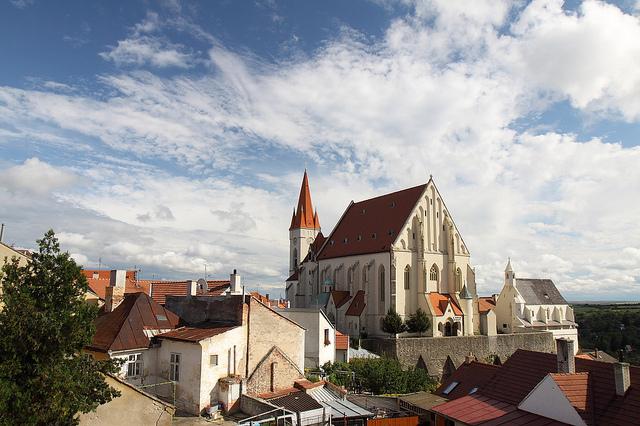 Castillos y Pueblos de la República Checa 75C