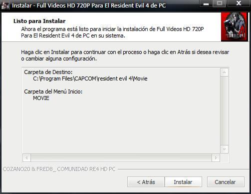 [OFFLINE] Videos HD  720 para el juego Resident Evil 4 (Actualizados) 4699777B0