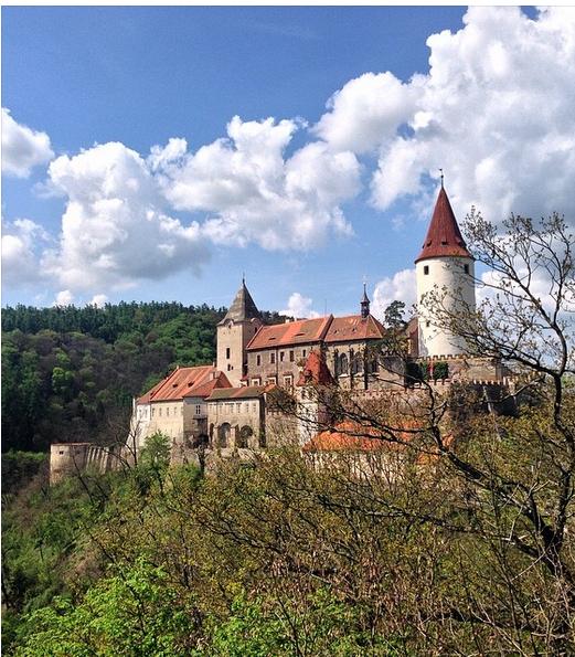 Castillos y Pueblos de la República Checa 485