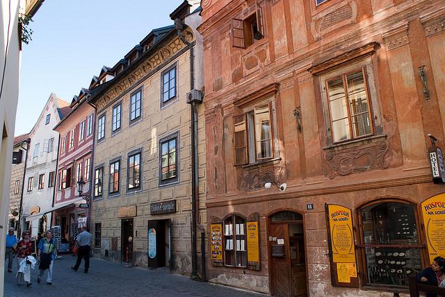 Castillos y Pueblos de la República Checa A43